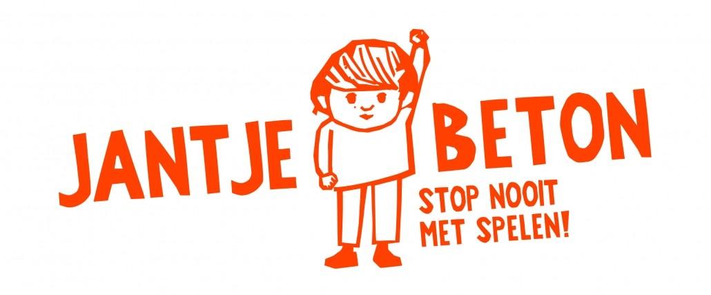 Jantje Beton stopt nooit met spelen!